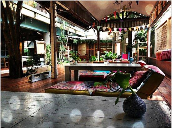Phranakorn-Nornlen Hotel: Relax