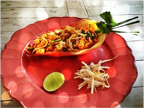 Phranakorn-Nornlen Hotel: Pad thai