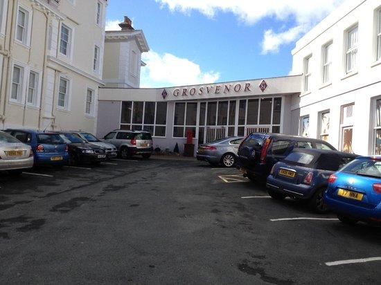 Grosvenor Hotel Torquay: The Hotel