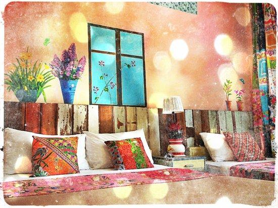 Phranakorn-Nornlen Hotel: Room