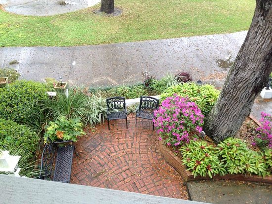 River Lily Inn Bed & Breakfast: From the Porch