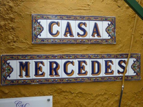 Hostal Casa Mercedes: Hotel