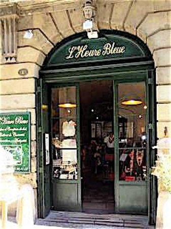 l 39 heure bleue montpellier restaurant reviews phone number photos tripadvisor. Black Bedroom Furniture Sets. Home Design Ideas