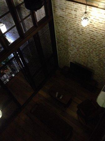 You Le Yuen : The mezzanine frm our bedroom...