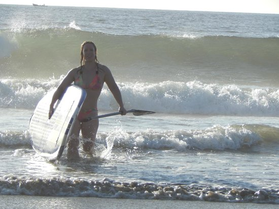 Playa Negra SUP Wave Riders: Ahhh that was awesome!