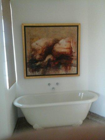 La Hacienda Bahia Paracas: Bathroom