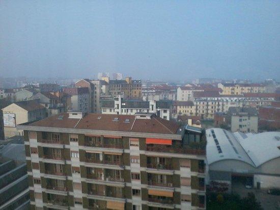 Best Western Hotel Blaise & Francis : panorama da stanza 104