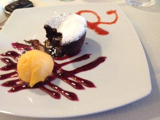 Restaurante Casa Rustica: Exquisitos postres