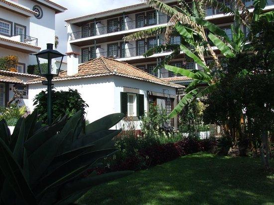 Quinta Da Penha De Franca: Hotel & Grounds