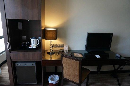 Peninsula Excelsior Hotel: Номер