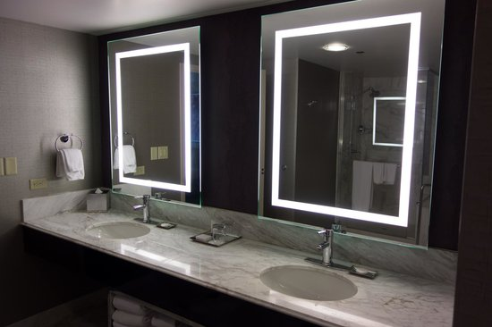 MGM Grand Hotel and Casino : Bathroom