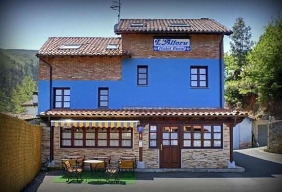 Hotel L'Alloru
