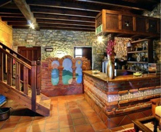 Hotel L'Alloru: Salon