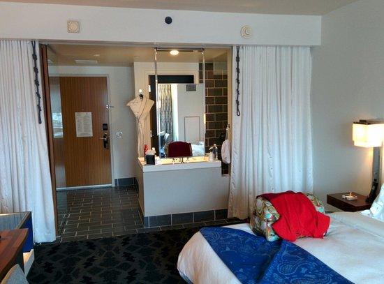 W Dallas Victory Hotel: Spectacular room
