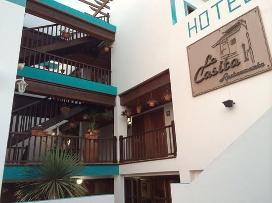 La Casita Hotel: La Casita
