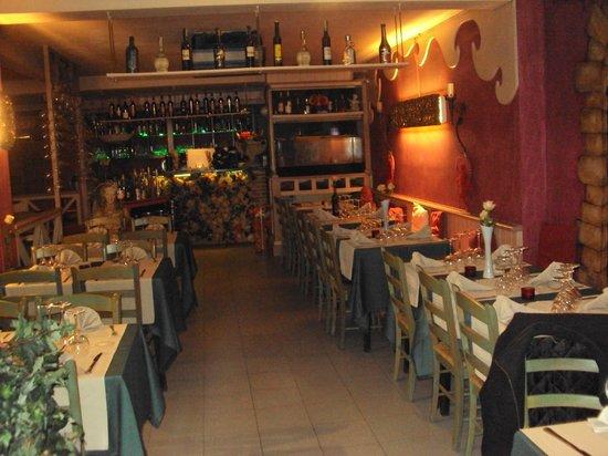 Vecchia Roma : Romantische inrichting