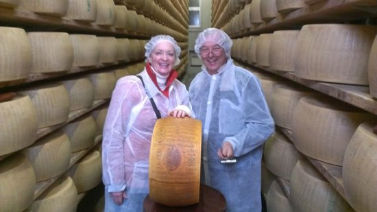 Italian Days Food Experience: Parmiggiano Reggiano D.O.P