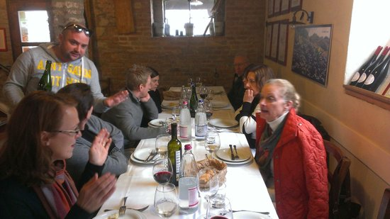 Italian Days Food Experience: Lunch at the Winery