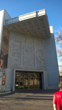 Church History Museum : Main entrance