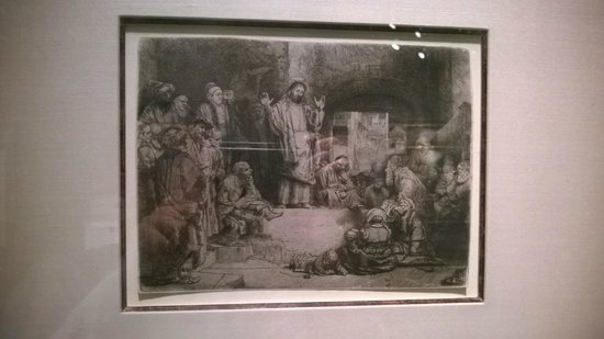 Church History Museum: Real Rembrandt