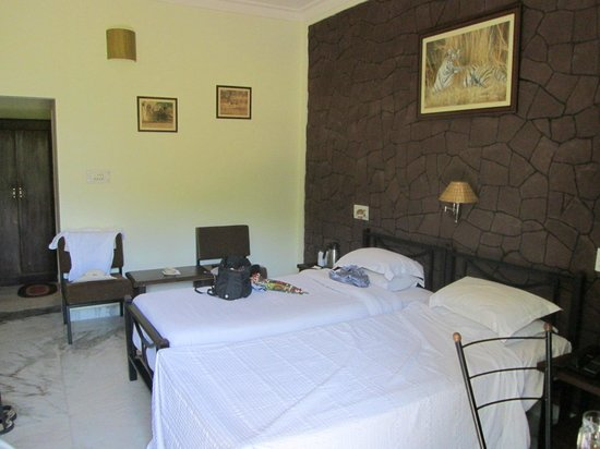 The Pugmark: bedroom
