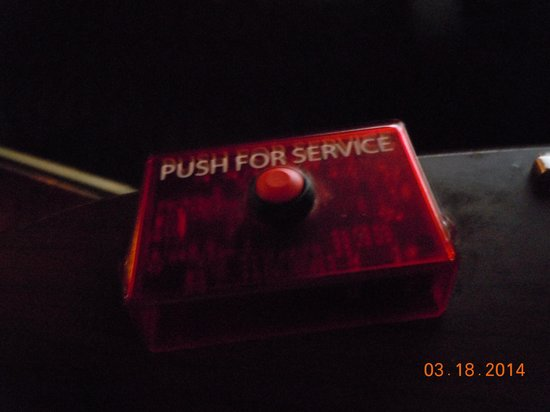 Studio Movie Grill: Little Red Button