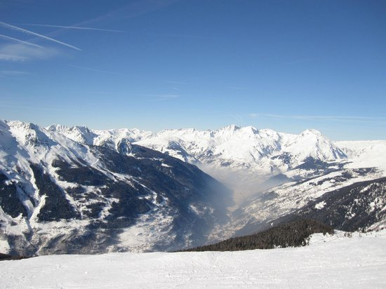 Sainte-Foy-Tarentaise: Isere valley view