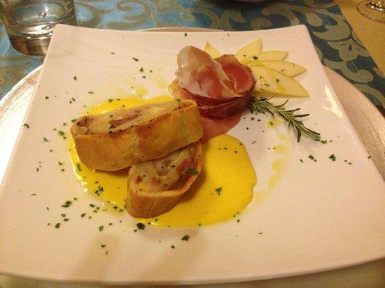Ripa Relais : Strudel salato