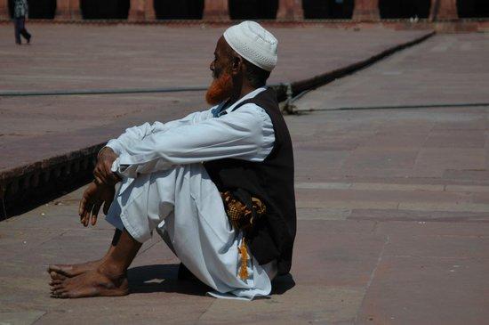 Fatehpur Sikri: Абориген