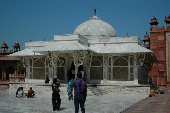 Fatehpur Sikri: Джама масджид