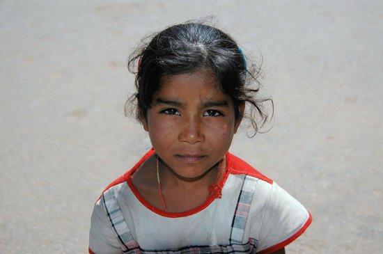 Fatehpur Sikri: Девочка