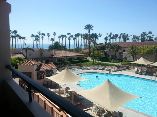 The Fess Parker - A Doubletree by Hilton Resort: Room View from Balcony