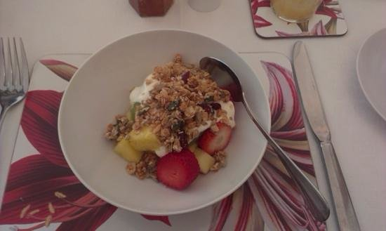 The Ivy House: Paul's homemade granola