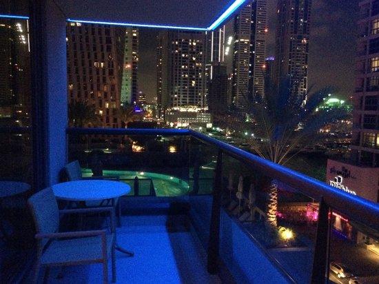 Grosvenor House Dubai: View from apartment balcony
