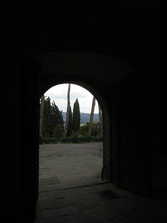Basilica San Miniato al Monte : Passage
