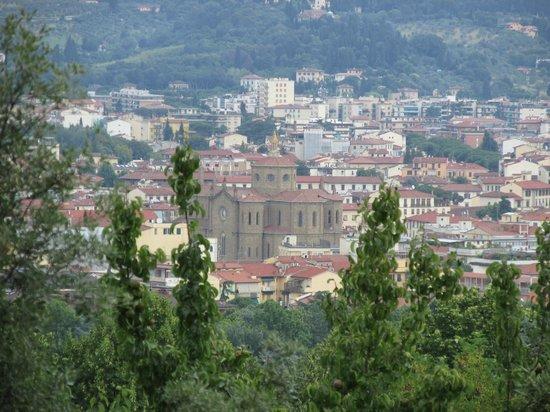 Basilica San Miniato al Monte : The View