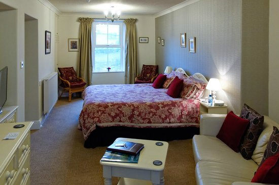 High Fold Guest House: Applethwaite Suite.