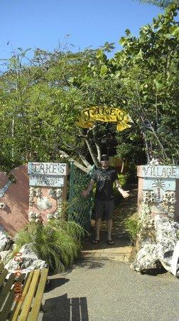 Jakes Hotel, Villas & Spa : Entry to hotel