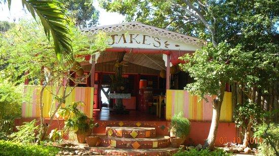 Jakes Hotel, Villas & Spa : Front of main lobby
