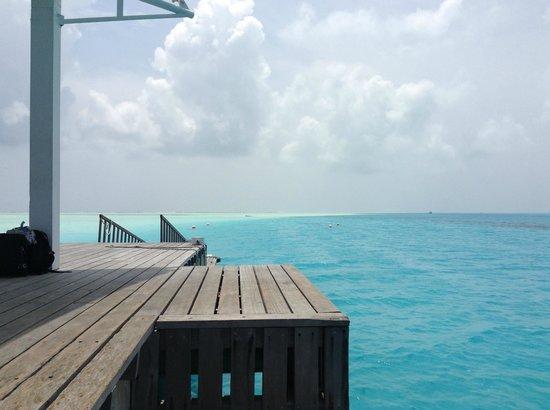Cinnamon Hakuraa Huraa Maldives: view