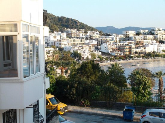 Angora Hotel : A room with a view