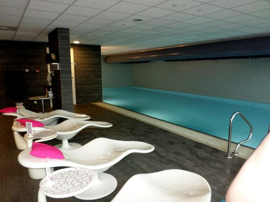 WestCord Fashion Hotel Amsterdam: Swimming Pool!