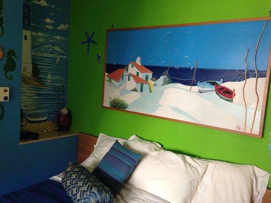 Hotel Europeo & Flowers: la stanza