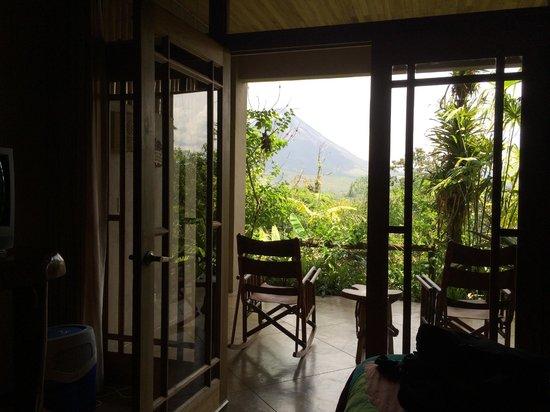 Lost Iguana Resort & Spa: Room View