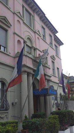 Mokinba Hotel Montebianco: Prospetto