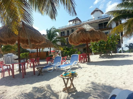 Resort Boutique El Fuerte: Spiaggia El Fuerte