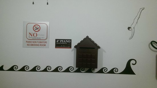Etruscan Chocohotel: Il nostro piano