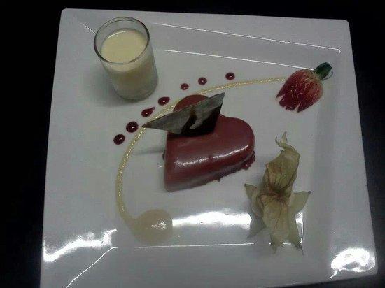Les Platanes : Dessert