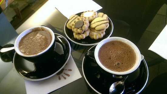 Etruscan Chocohotel: La merenda offerta dall'Hotel
