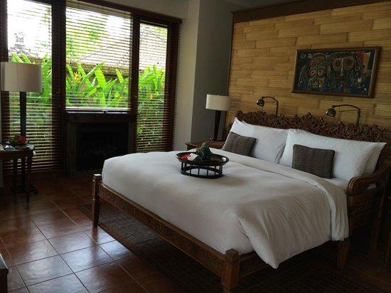 The Chedi Club Tanah Gajah, Ubud, Bali – a GHM hotel: Bedroom